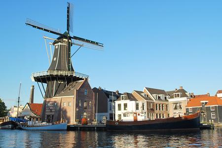 Visitare mulini a vento in Olanda