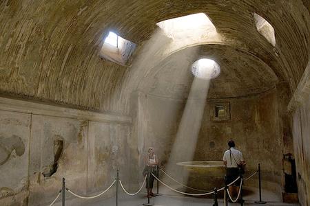 Visitare Pompei nel segno dell'arte