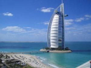 Turismo a sette stelle, Dubai detiene il primato