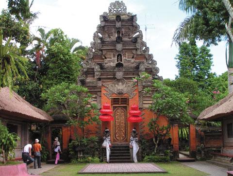 I piatti principali di Bali