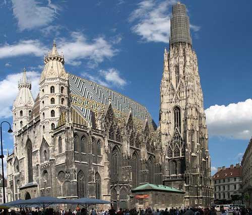 Le più belle chiese di Vienna