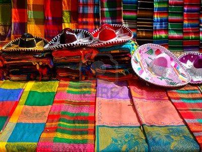 l 39 artigianato messicano colori ceramiche e tessuti