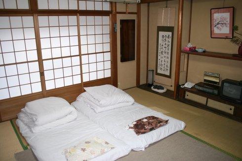 Giappone alberghi tradizionali ryokan viaggi fantastici for Casa giapponese