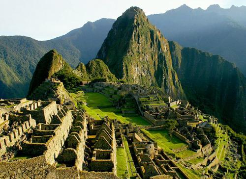 Un'avventura nel Parco Archeologico di Machu Picchu