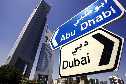 Viaggio ad Abu Dhabi