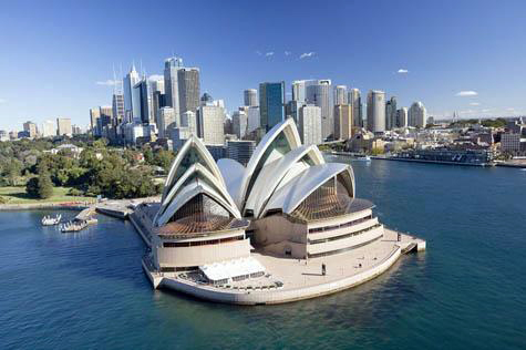 Pernottare a Sydney