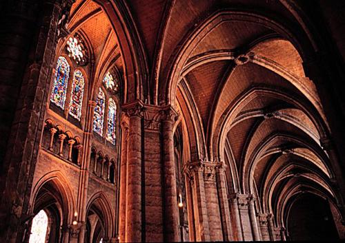 Le cattedrali in Francia