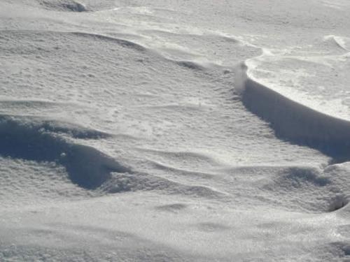 Pesca sulla neve, dove praticarla
