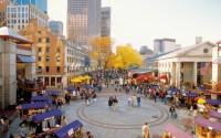 I quartieri dello shopping a Boston