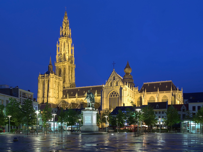 Dove prendere un caff ad anversa in belgio viaggi for Hotel ad anversa