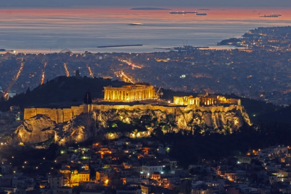 Dove dormire ad Atene in Grecia