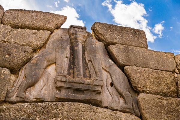 Tour culturale in grecia a micene tra tombe reali e - La porta dei leoni a micene ...