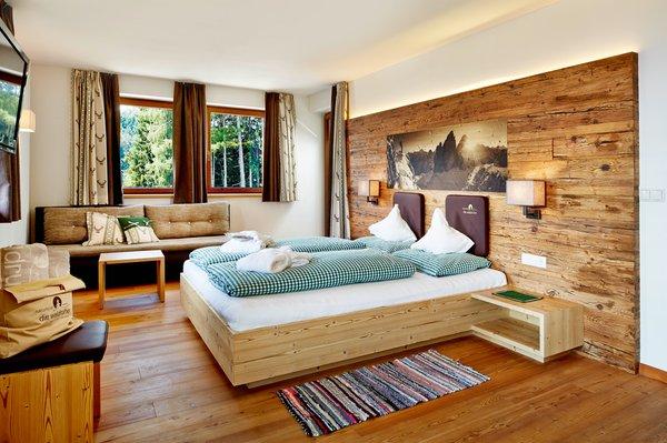 Val Pusteria, vacanze relax per tutta la famiglia al Naturhotel die waldruhe