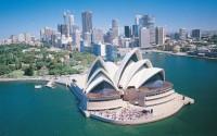 Osservando i panorami di Sydney
