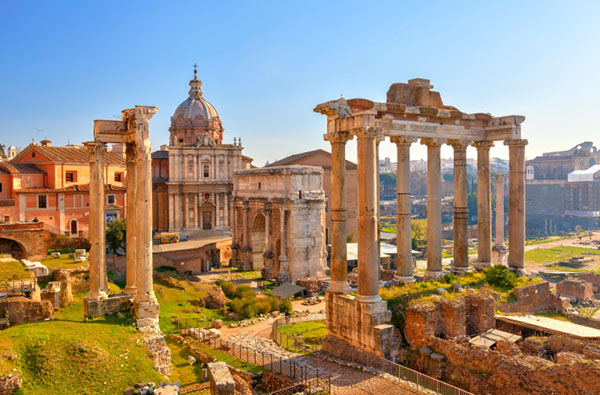roma archeologica