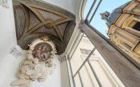 Eitch Borromini, abitare la storia in un hotel di lusso a Piazza Navona