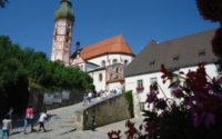 Baviera, nei dintorni di Monaco: il borgo di Andechs