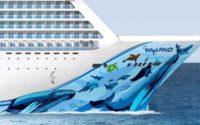La Novergese Bliss di Norwegian Cruise Line
