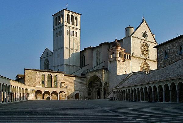 Cosa vedere ad Assisi: gli immancabili