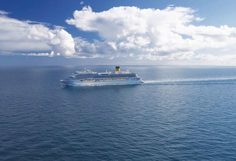 Costa Crociere: consegnata la nuova Costa Firenze da Fincantieri