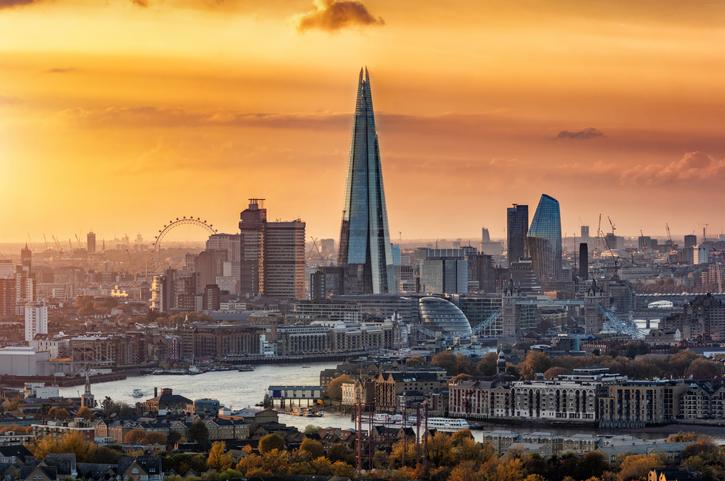 La Londra segreta di Victor Fadlun
