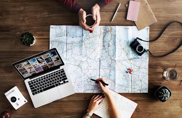 organizzare viaggio